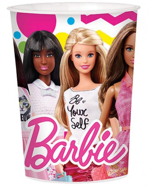 Barbie Fashionista Kunststoffbecher 473ml