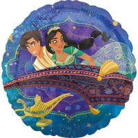 Aladdin Folienballon Orientnacht 45cm