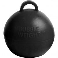 Schwarzes Bubble Weight Ballongewicht 35g