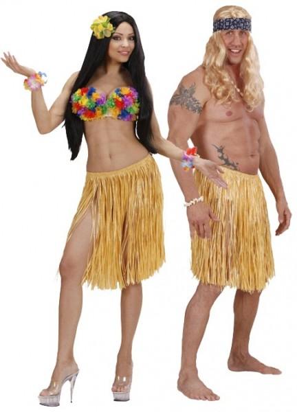 Jupe Hawaii Hoola Beach 55cm
