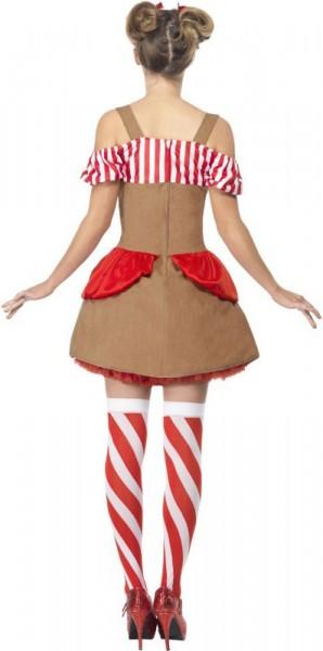 Peperkoek dame Anna kostuum
