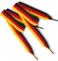 Deutschland Fan Schnürsenkel