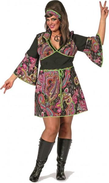 Weites Chakra Hippie Kostüm