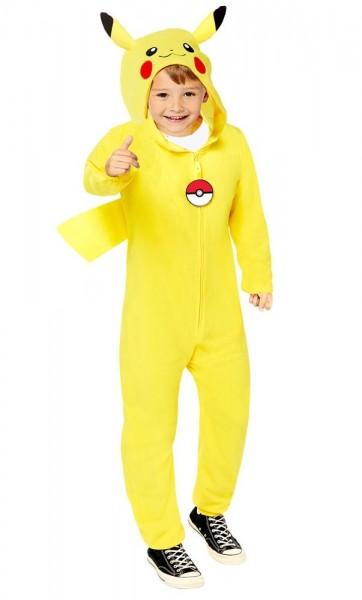 Kostium Pokémon Pikachu dla dzieci