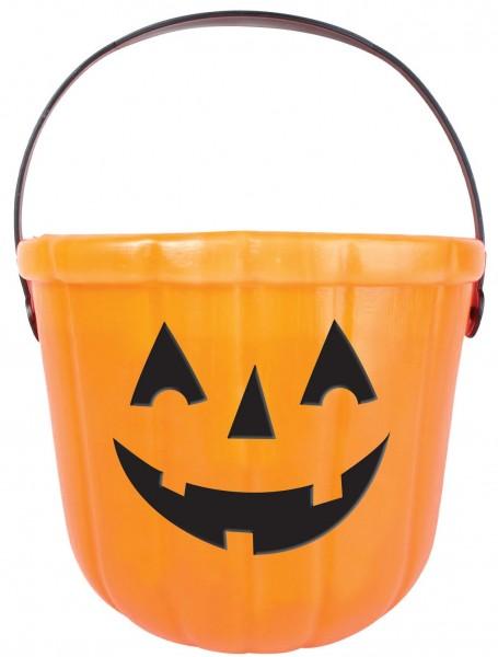 Halloween Freunde Süßigkeiteneimer