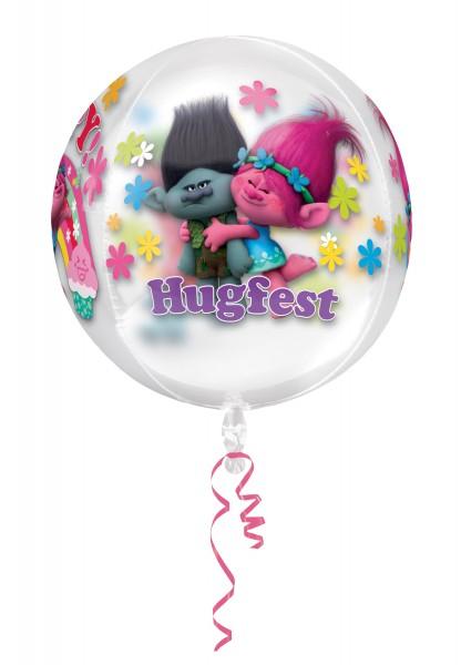 Kugelballon Trolls Have a Poppy Day
