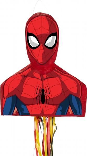 Zug-Pinata mutiger Spiderman