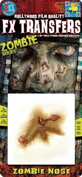 FX Transfers Zombie Nase