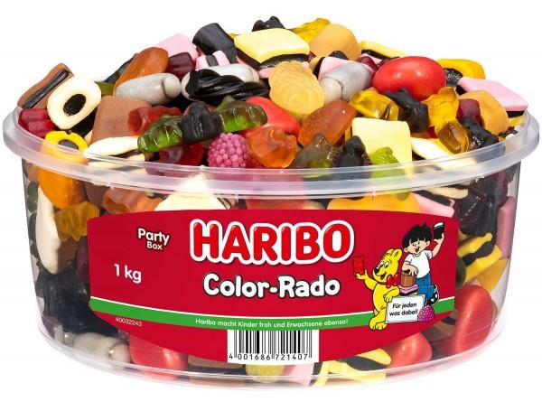 Haribo Color-Rado Mix 1kg
