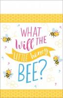 Baby Bienen Tischdecke 1,37 x 2,59m
