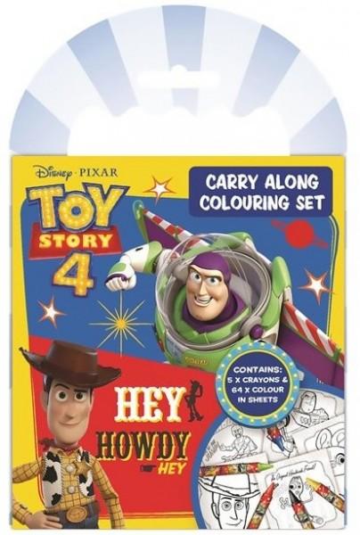 Toy Story 4 Ausmalset