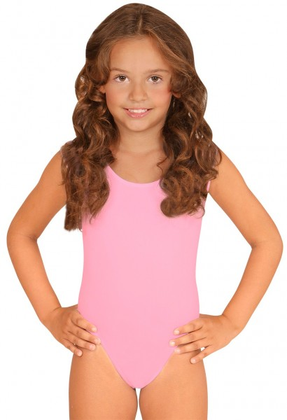 Classic pink body for children