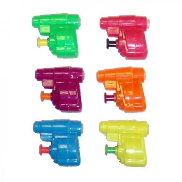1 mini pistolet à eau 4cm