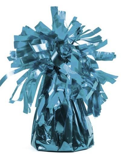 Peso di palloncini per palloncini di stagnola in azzurro