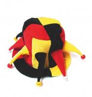 Belgien Harlekin Zylinder