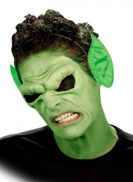 Elf Ears Headband Green