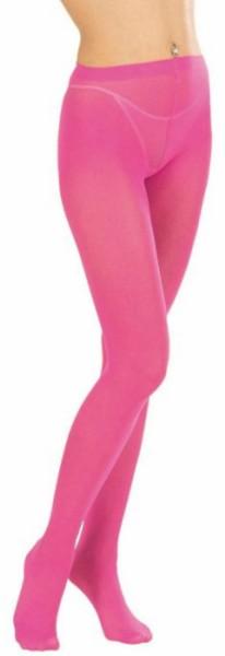 Medias rosa mujer 40 DEN