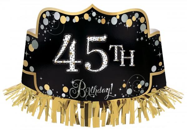 Golden Age Birthday Krone