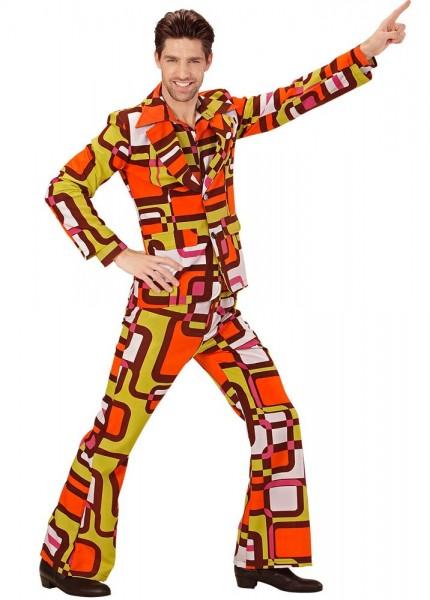 Gerrit Groove 70s men's costume