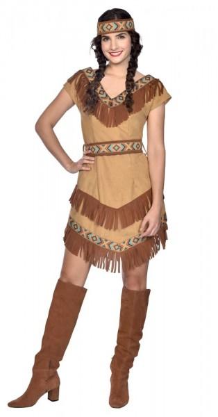 Native American Cheyenne Costume Women's