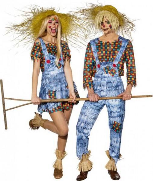 Scarecrow Oz Ladies Costume