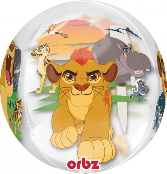 Orbz Ballon Garde der Löwen 40cm