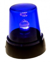 Police LED Spaß Blaulicht