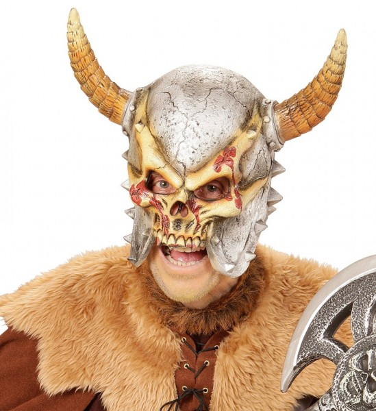Skull Viking Bolvar Mask