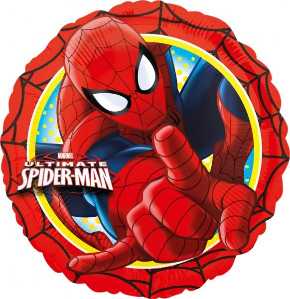 Globo de papel de superhéroe Spider-Man