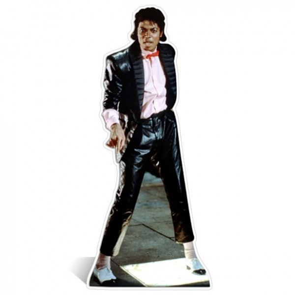 Cardboard display Michael Jackson 1.78m