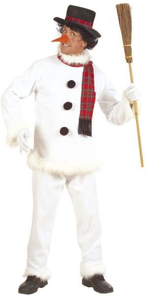 Falo Snow Man costume