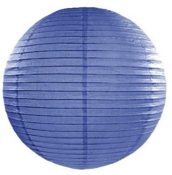 Lampion Lilly dark blue 25cm
