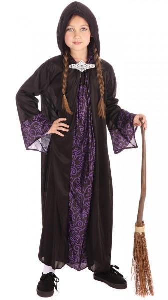 Fantasy magician costume for kids