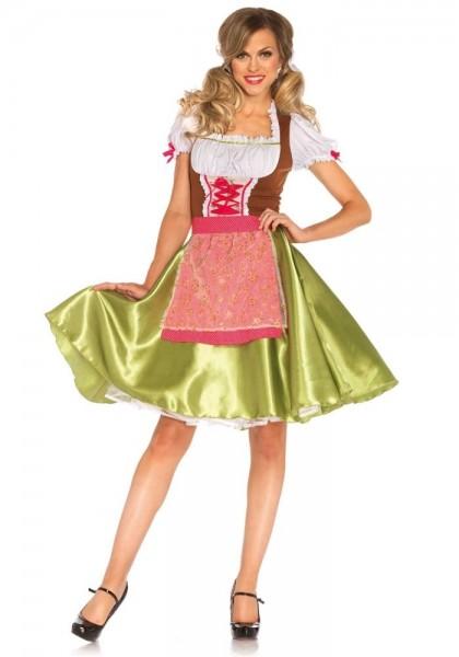 Dirndl Kostüm Lisa Premium