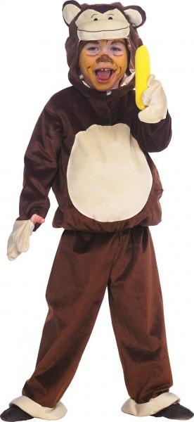 Plüsch Affe Coco Kinderkostüm