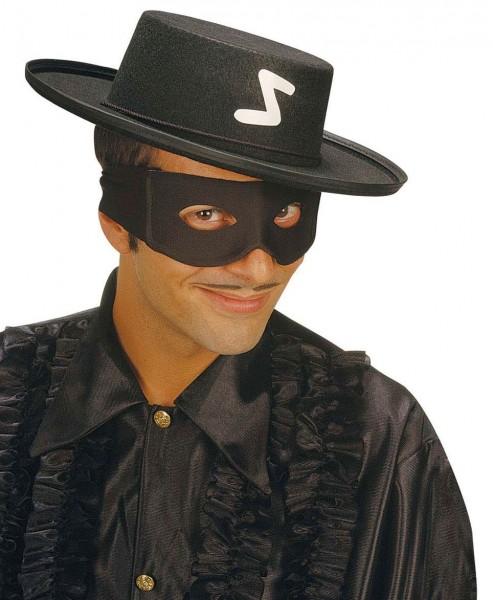 Masque pour les yeux bandit