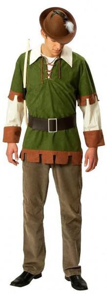 Bogenschütze Robin Hood Herrenkostüm