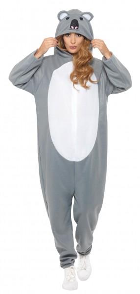 Déguisement Koala moelleux adulte
