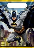 8 Batman Hero Geschenktüten