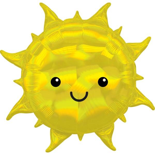 Sweet Summer Sun foil balloon 68cm