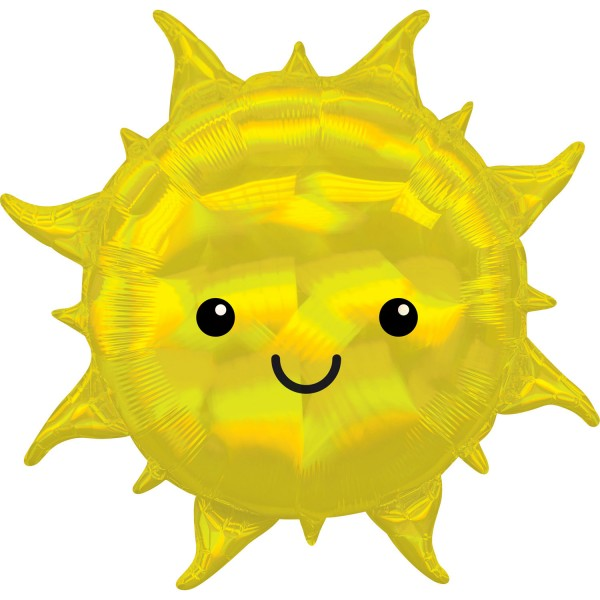 Sweet Summer Sun Folienballon 68cm