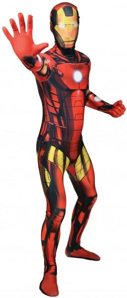 Stop Morphsuit Iron Man