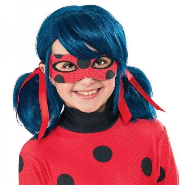 Ladybug Perücke für Kinder