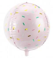 Zuckerfee Folienballon 40cm