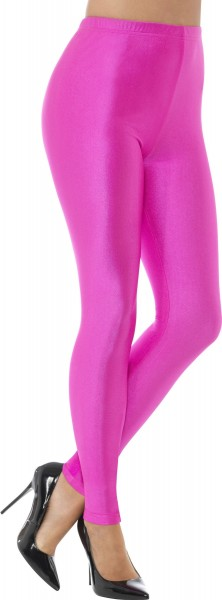 Legging disco rose aspect disco