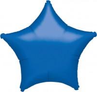 Marineblauer Sternballon 48cm