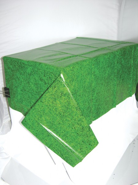 Rasen Optik Tischdecke