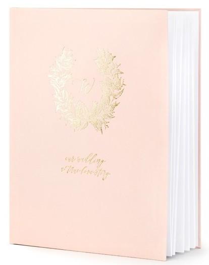 Gästebuch Our Wedding Rosa 22 Seiten 1