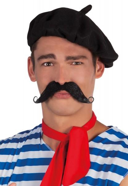 Klassischer Franzosen Bart