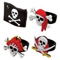 1 Piraten Ring Mitgebsel